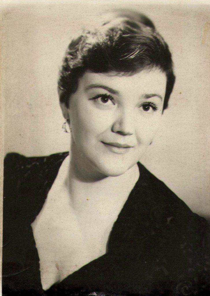 Елена Радченко - педагог по вокалу в Новосибирске