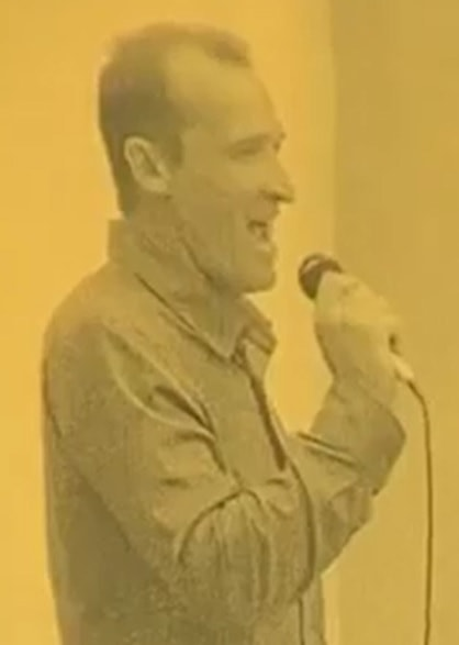 Александр Ивлев - педагог по вокалу школы Маэстро Новосибирск