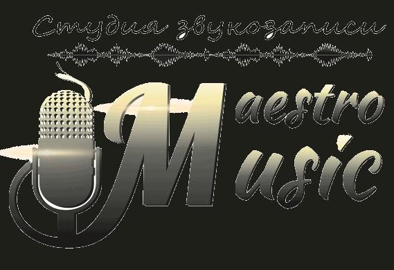 logotip maestromyuzik bronza